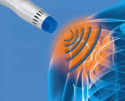 We now offer Shock Wave Therapy